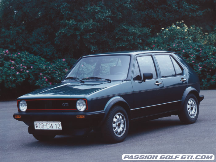 golf 1 golf gti 1800 galerie. Black Bedroom Furniture Sets. Home Design Ideas